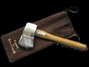 Kappbeil der Rickmerswerft mit Hülle