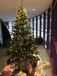 Weihnachtsbaum innen