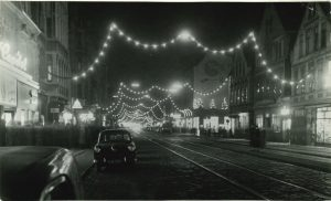 Hafenstraße, um 1955