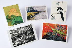 Kunstpostkarten-Reihe