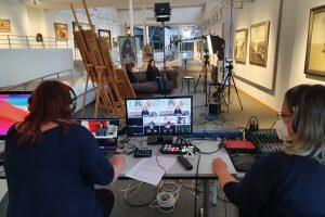Technik Live-Stream