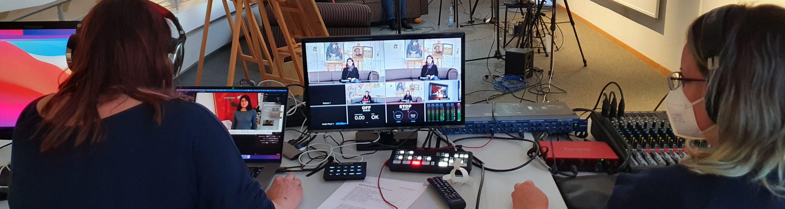 Rückblick Live-Stream