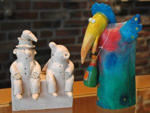 Glaasker Keramiken