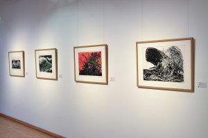 4 Gemälde von Christian Mühlner